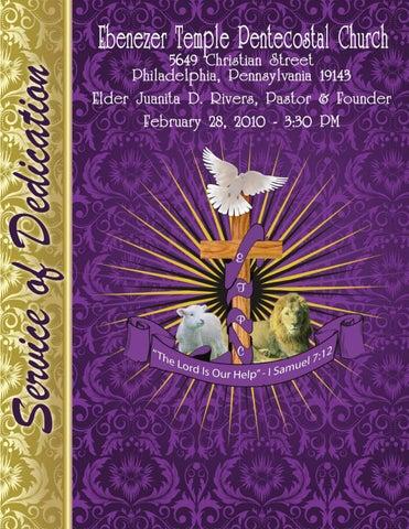 Ebenezer Temple Pentecostal Church Anniversary 2010 By
