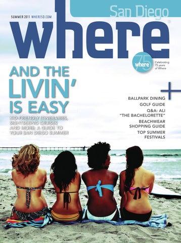 e81ab2016e30 Where San Diego Magazine Summer 2011 by SoCalMedia - issuu