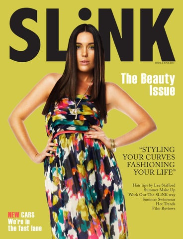 c8d1c34f5b4 SLiNK magazine Issue 002 by SLiNK magazine - issuu