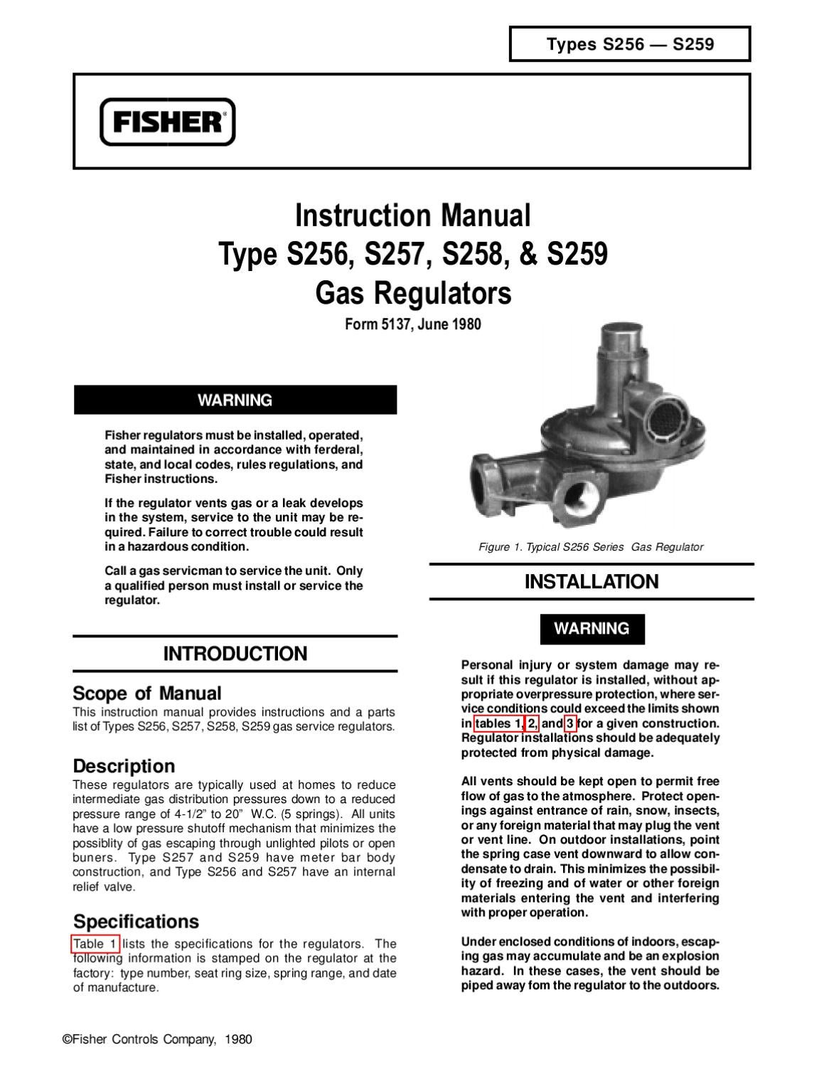 S256~7~8~9 Instruction Manual by RMC Process Controls