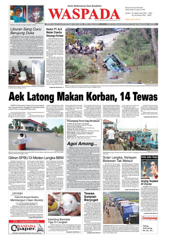 Waspada Senin 27 Juni 2011 By Harian Issuu Produk Ukm Bumn Telur Ayam Segar Ampamp  Depok