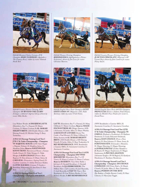 Arabian Horse Times June 2011