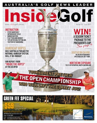 b712c580d08 Inside Golf July 2014 by Inside Golf - issuu