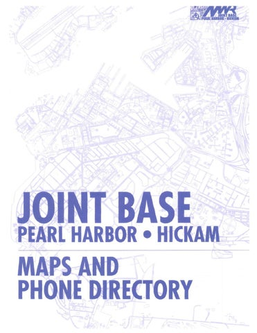 Joint Base Pearl Harbor Hickam Map Joint Base Pearl Harbor Hickam Maps and Directory   Attachment by