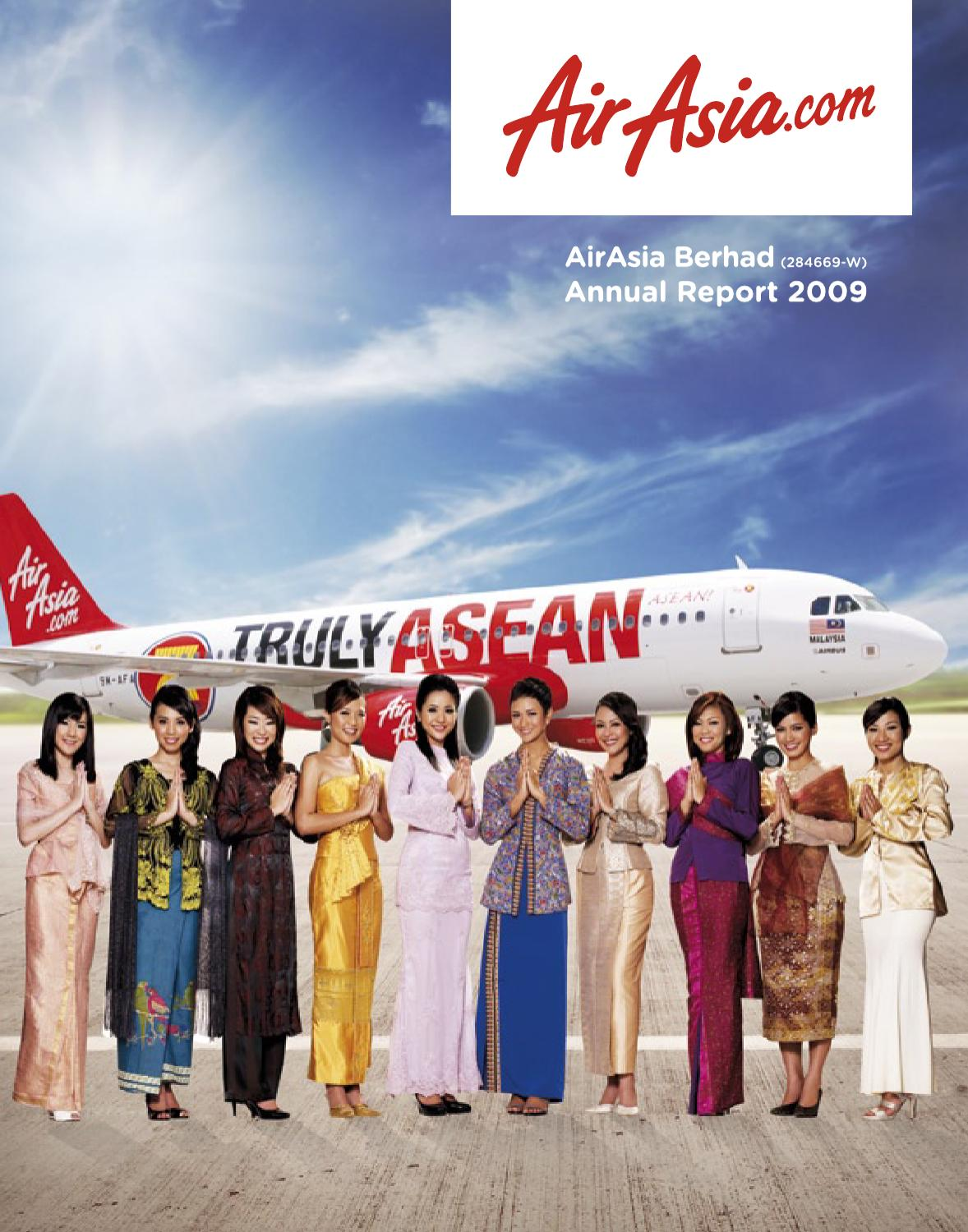air asia annual report 2007