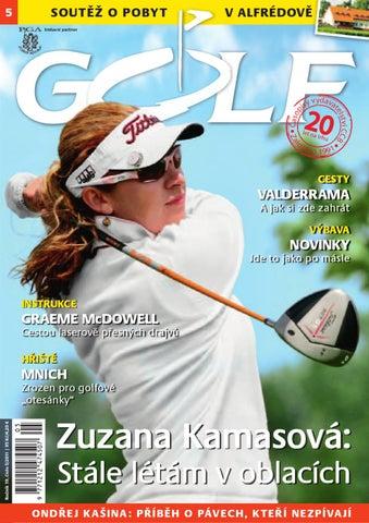Časopis Golf 2011 05 by Golf Czech - issuu d2d4d9d981c