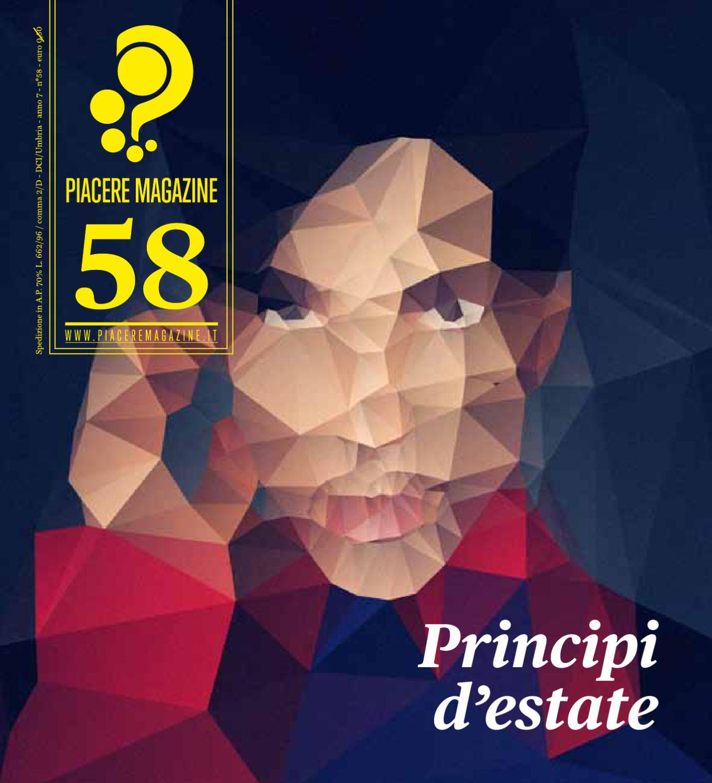 the best attitude 0c6ef 21d32 Piacere Magazine n.58   Luglio-Agosto 2011 by PM   Piacere Magazine - issuu