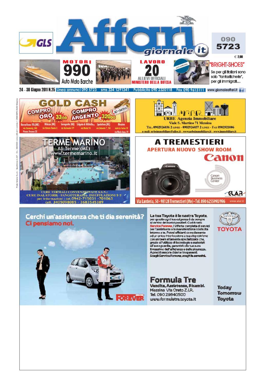 67cca9c91a Giornale Affari 24 Giugno 2011 by Editoriale Affari Srl - issuu