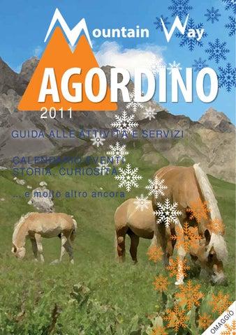 2011 GUIDA ALLE ATTIVITÀ E SERVIZI CALENDARIO EVENTI STORIA f3f92b54770b