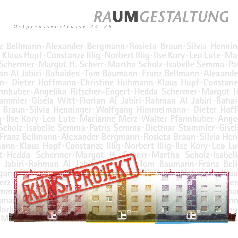 Raum 2009 by avantgarde arte issuu for Raumgestaltung hoffmann