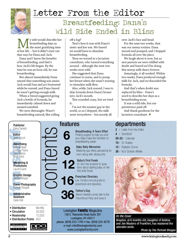 June 2011 Lexington Family Magazine By Lexington Family Magazine Issuu