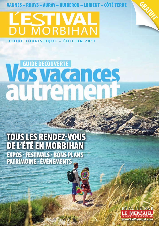 Lestival Du Golfe Du Morbihan 2011 By Rom Joly Issuu