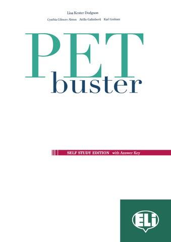 Complete Pet Teachers Book Pdf
