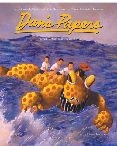 3a46aa1324bc Dan's Papers June 8, 2007 by Dan's Papers - issuu