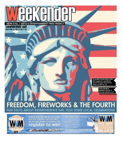 4aaca84f2a1 The Weekender 06-29-2011 by The Wilkes-Barre Publishing Company - issuu