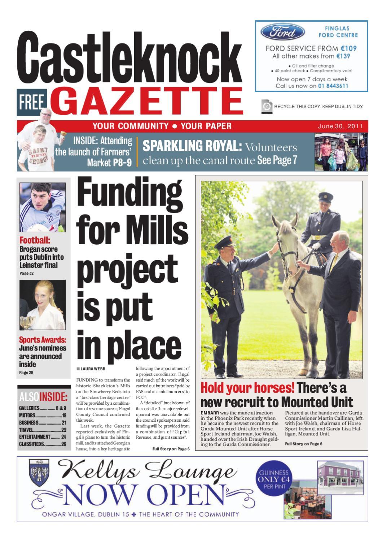 87928e8f5a Castleknock by Dublin Gazette - issuu