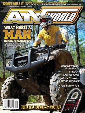 2012 Can-Am Commander 800R 1000 ATV SSV service manual in 3-ring binder