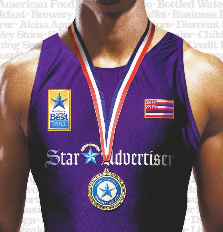 Honolulu Star-Advertiser - Hawaii's Best 2011 by Oahu