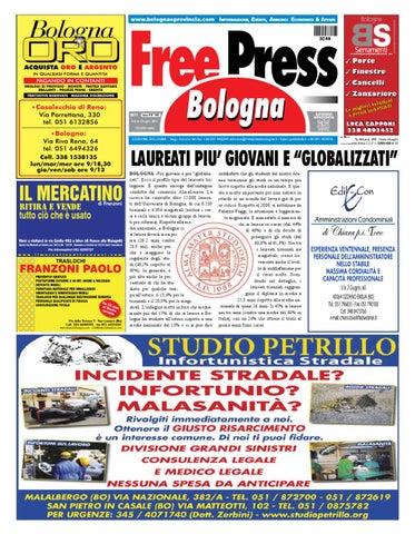 Free Press 188 by La Tribuna srls - issuu ecf5bcc32e8