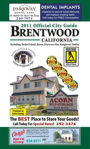 1453cead6f7 Brentwood Official City Guide   Business Directory 2011-2012 by ...