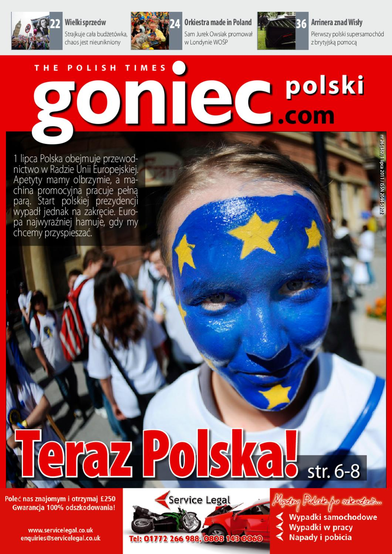 Goniec Polski 470 Bieda w bogatym kraju by Goniec Polski