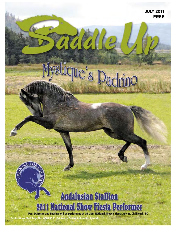 Saddle Up Dec 2011 By Magazine Issuu Palomino Tinela Handbag Mud July