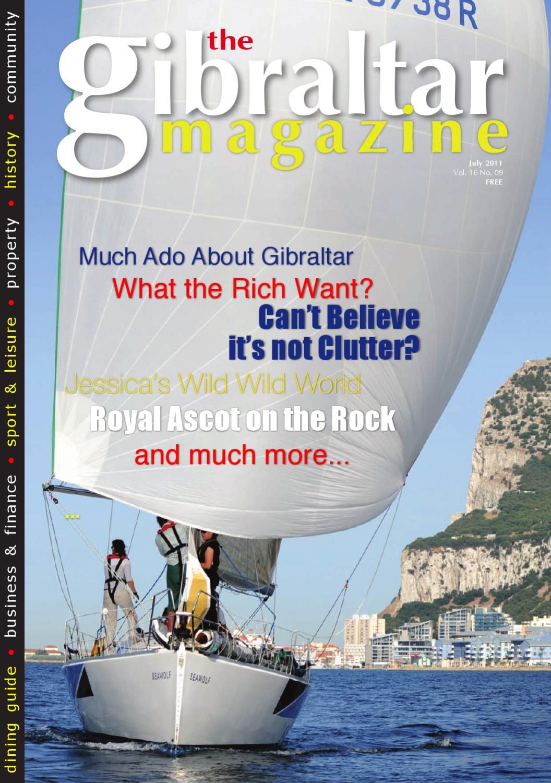 6ffc91ed1e23 Gibraltar Magazine - July 2011 by Rock Publishing Ltd - issuu