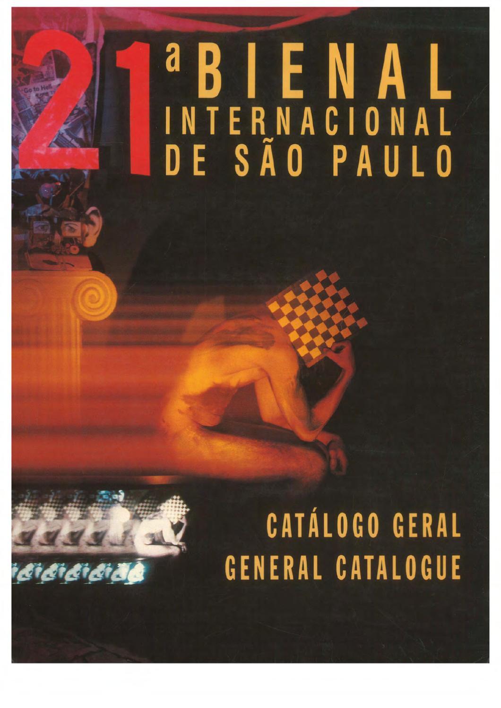 21 bienal de so paulo 1991 catlogo by bienal so paulo issuu stopboris Choice Image