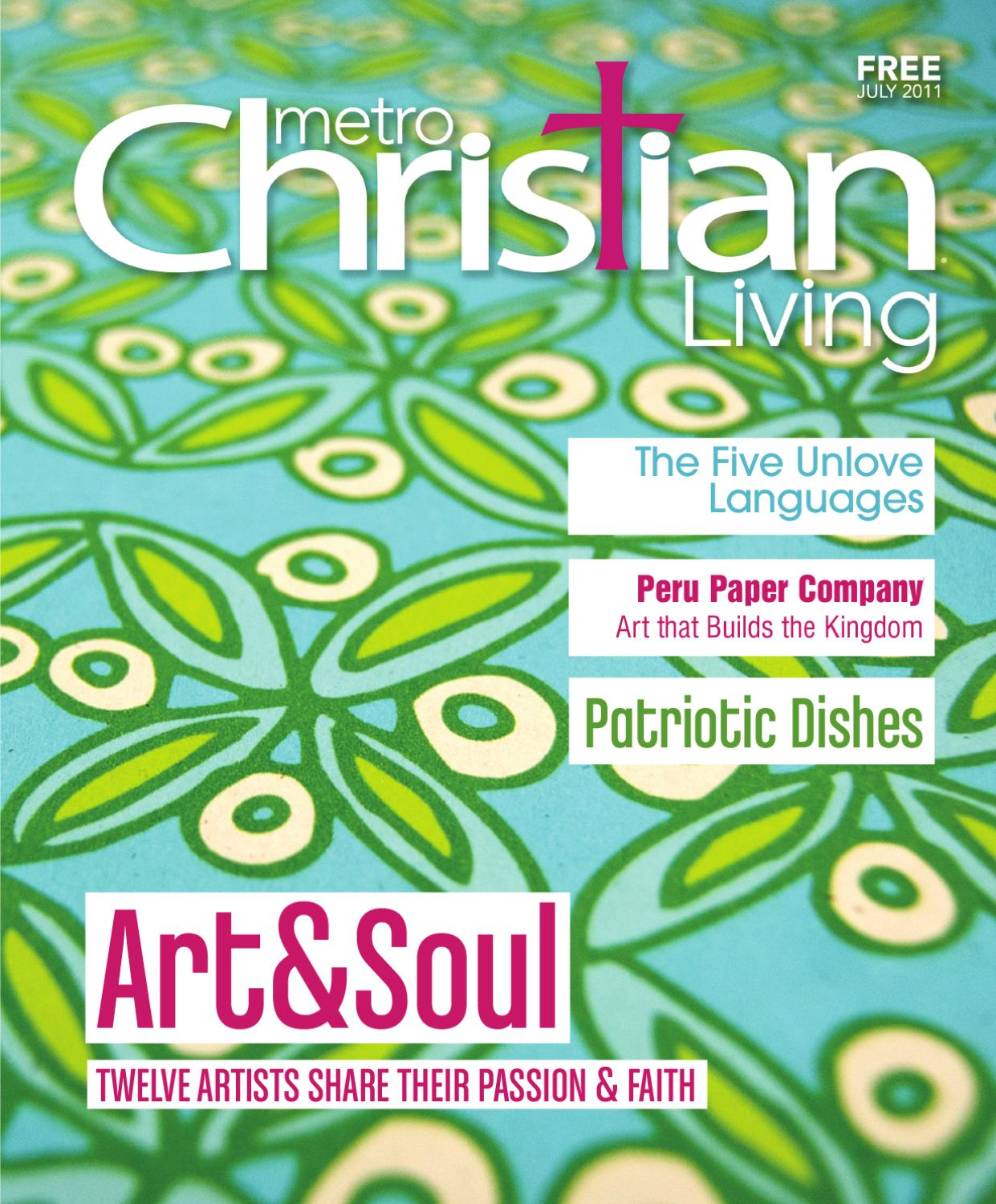 July 2011 Metro Christian Living By Mississippi Christian