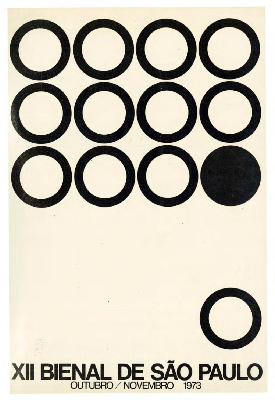 12ª bienal de são paulo 1973 catálogo by bienal são paulo issuu