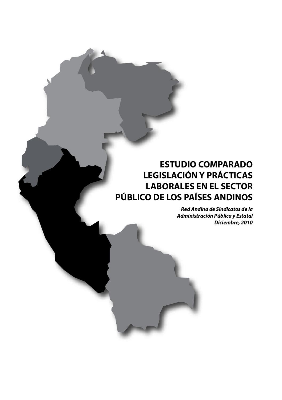 Estudio Comparado de Legislación y Prácticas Laborales en el sector ...