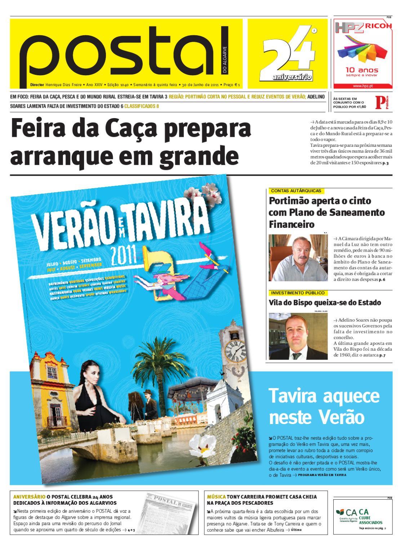 f00d100d2b6 Postal30JUN1040 by POSTAL do ALGARVE - issuu