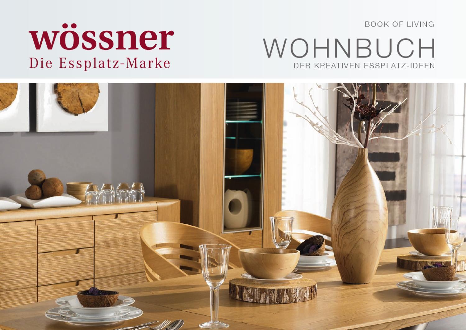 Wössner Wohnbuch 2011 By Werbeagentur 4c Media   Issuu