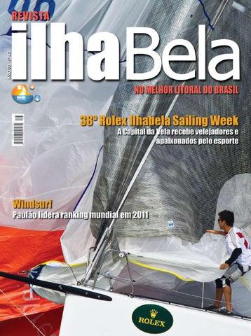 cb3ee26f289 Revista Ilhabela - 38ª Rolex Ilhabela Sailing Week by Guilherme ...