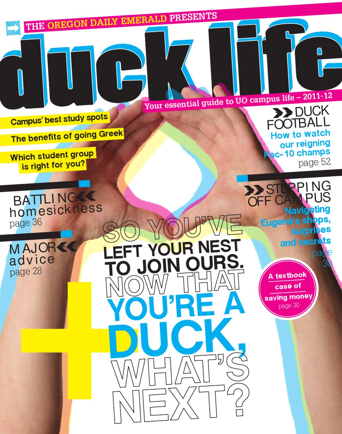 Duck life by emerald media group issuu fandeluxe Gallery