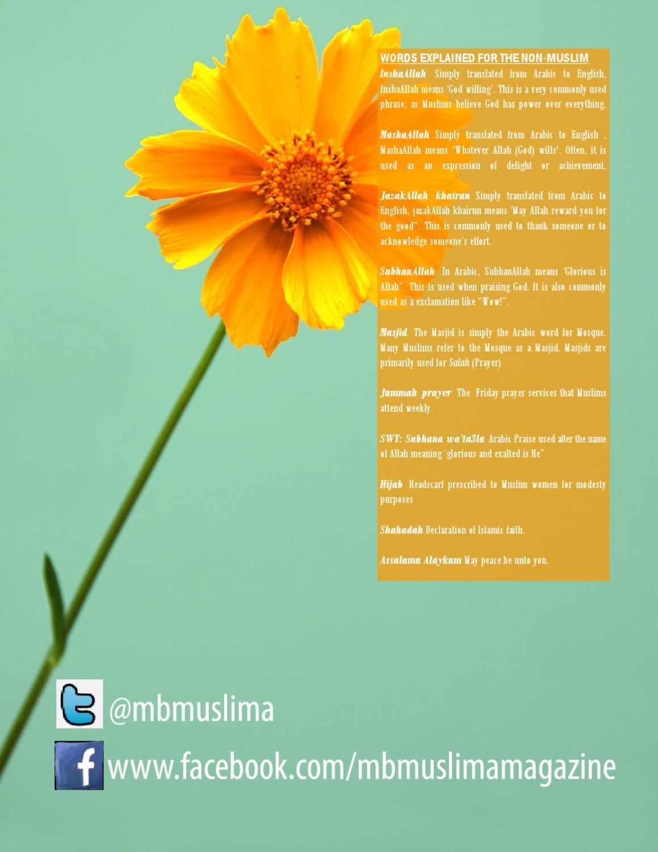 MBM Issue 24 - The Sahabiyat Issue by MBMuslima Magazine - issuu