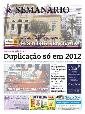 46fd7e9db3a74 02 07 2011 - Jornal Semanário. by jornal semanario - issuu