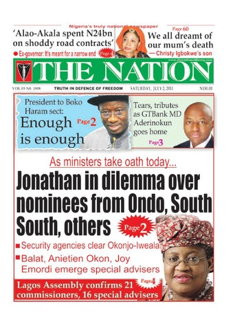 The Nation July 2 2011 By The Nation Issuu