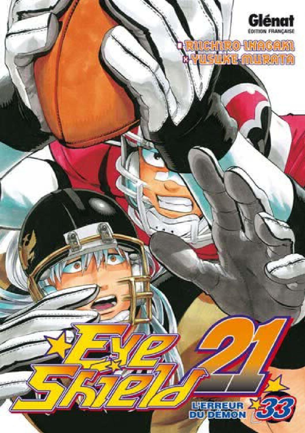 EYESHIELD TOME SCAN 1 21 TÉLÉCHARGER