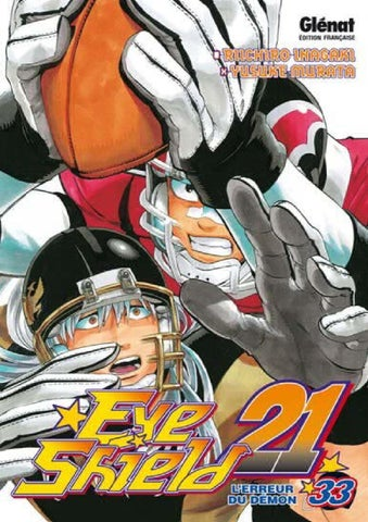 scan eyeshield 21 tome 1