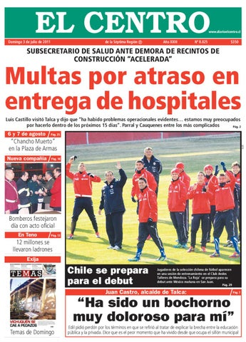 diario 32 03-07-2011 by Diario El Centro S.A - issuu b41603bcb6615