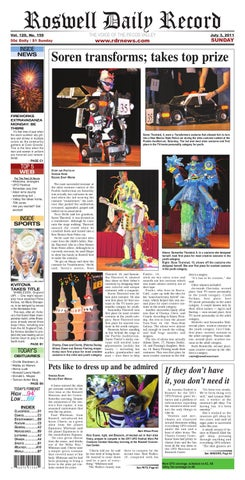 07 03 2011 by roswell daily record issuu page 1 fandeluxe Gallery