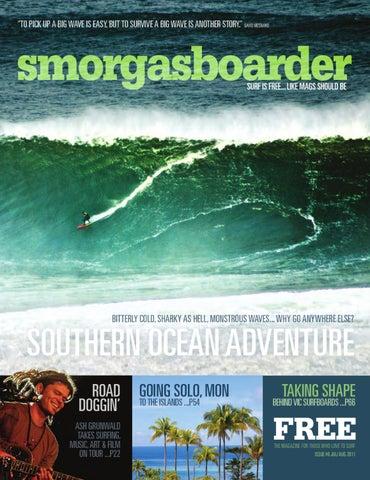 47969029e6 Smorgasboarder Surfing Magazine issue 6 by Smorgasboarder Magazine ...