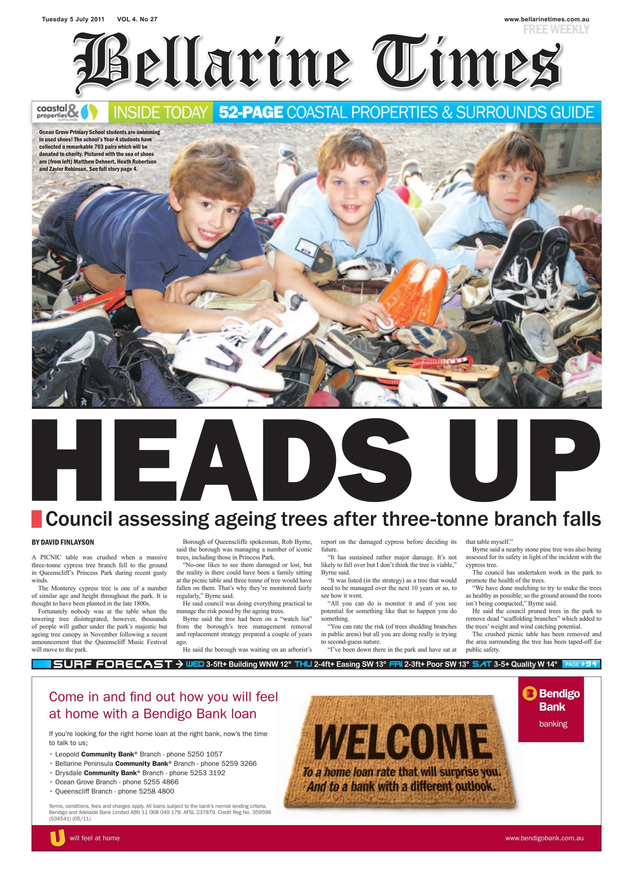 foto de Bellarine Times July 5 by Surf Coast News Australia Pty Ltd - issuu