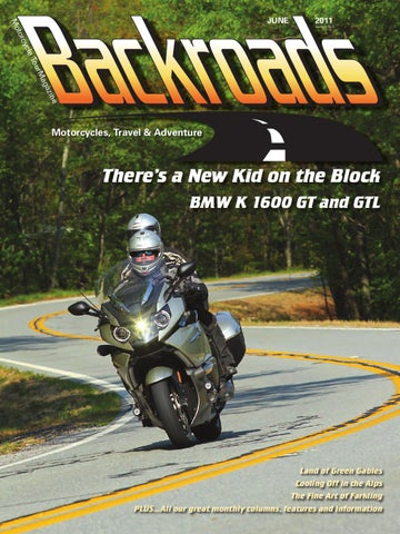 0d32ad2e June 2011 by Backroads Magazine - issuu
