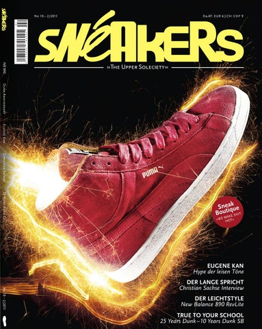 premium selection 7555f 3dbd7 Sneakers 10 - April 2011 by Monday Publishing GmbH - issuu
