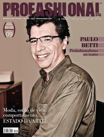 Revista Profashional Edição 94+95 by Profashional Editora - issuu 3512f85517