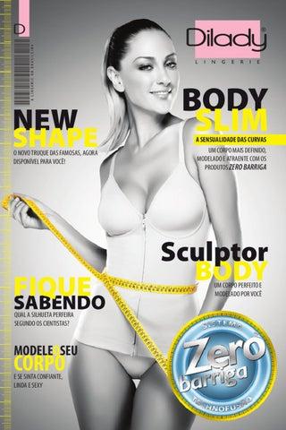 2fb3edd23 DILADY ZERO BARRIGA by Dilady lingerie - issuu