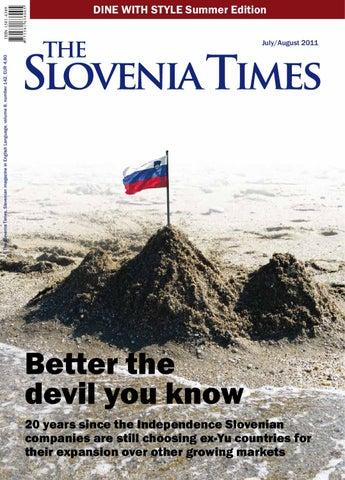 Slovenia Times 142 by Slovenia Times - issuu e6fbbf0921c