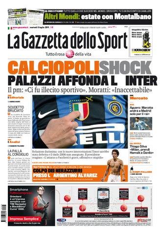 cbd751f53b3c1 Gazzetta dello sport - 29 giugno 2011 by lòxzck fdsfs - issuu
